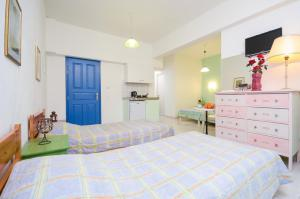 Galazia Studios, Aparthotely  Naxos - big - 40