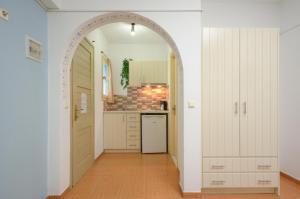 Galazia Studios, Aparthotely  Naxos - big - 5