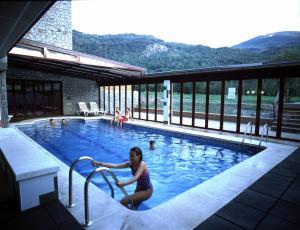SOMMOS Hotel Benasque Spa, Отели  Бенаске - big - 38