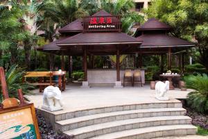 Huayuan Hot Spring Seaview Resort, Resorts  Sanya - big - 26