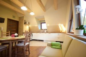 Apartment U Lejbusia
