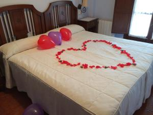 Double or Twin Room Apartahotel Rural La Hortona
