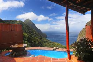 Rainbow Suite with plunge pool Ladera Resort