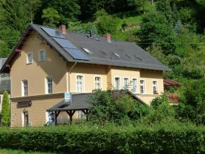 Ferienwohnung Blick Kohlbornstein - Bad Schandau