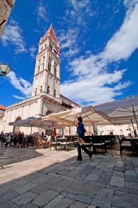 Hotel Sveti Kriz, Hotels  Trogir - big - 41