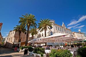 Hotel Sveti Kriz, Hotels  Trogir - big - 42