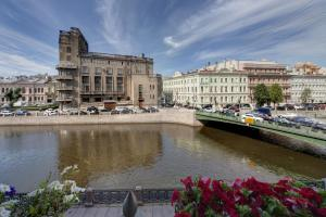 Hotel Solo Moyka 82, Hotely  Petrohrad - big - 91