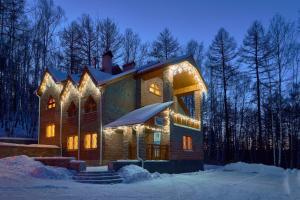 Holiday House Snezhniy Bars - Osinovyy