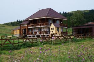 Эко-отель Пихта