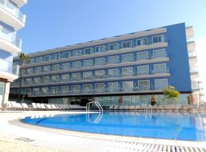 Augustus, Hotel  Cambrils - big - 57