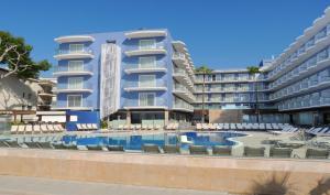 Augustus, Hotel  Cambrils - big - 156