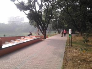 Le Chateau - Within Lake & Park, Penziony  Dhaka - big - 35