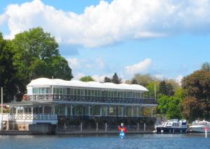 Phyllis Court Club, Hotels  Henley on Thames - big - 37