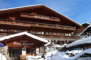 Alpenhof, Szállodák  Grindelwald - big - 44