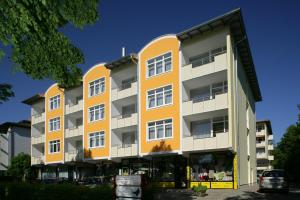 Kurhotel Sonnenhof, Hotels  Bad Füssing - big - 1