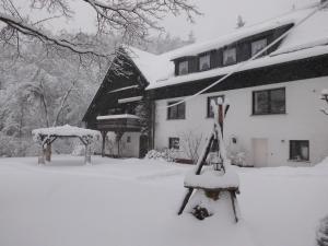 Haus Auf der Trambach - Dachsloch