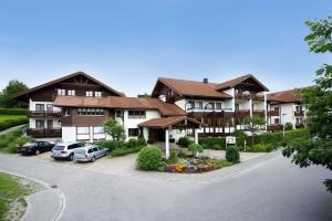 Concordia Wellnesshotel & SPA - Hotel - Oberstaufen