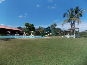 Hotel Serraverde, Отели  Pouso Alto - big - 27