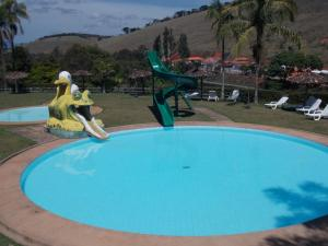 Hotel Serraverde, Отели  Pouso Alto - big - 24