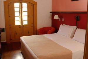 Hotel Serraverde, Отели  Позу-Алту - big - 5