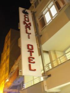 Отель Cumali Hotel, Искендерун