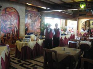 Roman Boutique Hotel, Szállodák  Páfosz - big - 32