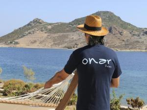 Onar Patmos, Apartmány  Grikos - big - 17