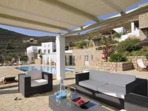 Onar Patmos, Apartmány  Grikos - big - 21