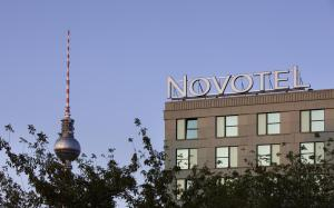 Novotel Berlin Mitte, Hotels  Berlin - big - 24