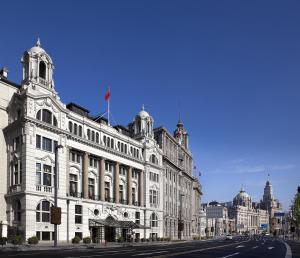 Waldorf Astoria Shanghai on the Bund( 1.7-1.19 1.29-1.31 24hours stay benefits)