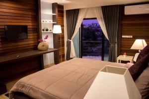 Villa Rassada Nakorn Lampang, Penzióny  Lampang - big - 4