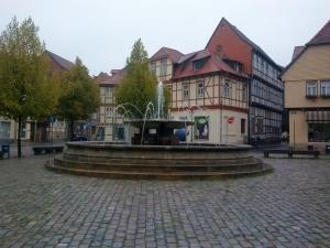 Der Pölkenhof, Apartments  Quedlinburg - big - 29