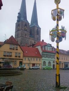 Der Pölkenhof, Apartments  Quedlinburg - big - 27