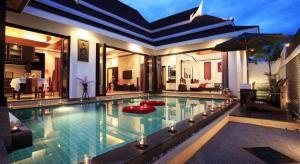The Iris Pool Villa - Ban Lam Chan