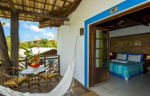 Hotel Tibau Lagoa, Hotely  Pipa - big - 5