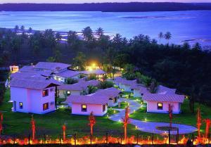 Hotel Tibau Lagoa, Отели  Пипа - big - 27