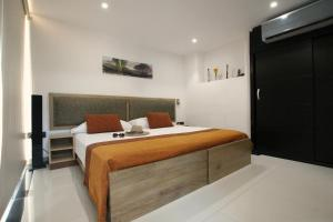 Hotel Boutique Casa Carolina, Hotels  Santa Marta - big - 13