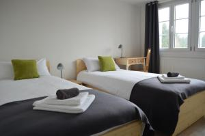 Cafe Verkehrt - Kultur Genuss Hotel, Hotels  Oberhof - big - 6