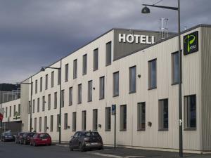 P-Hotels Brattøra, Hotels  Trondheim - big - 21