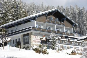 Haus Alpina - Accommodation - Radstadt