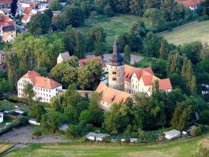 Wasserburg zu Gommern - Grünewalde
