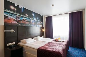 Okhtinskaya Hotel, Hotel  San Pietroburgo - big - 39