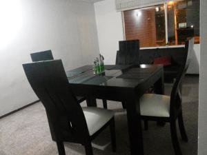 Apartamento Cedritos Norte Bogotá, Ferienwohnungen  Bogotá - big - 8