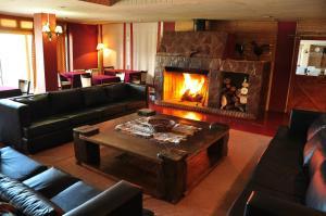 Hotel y Cabañas del Nevado