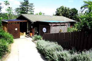Lavendula Garden Cottage, Dovolenkové domy  Burnt Pine - big - 13