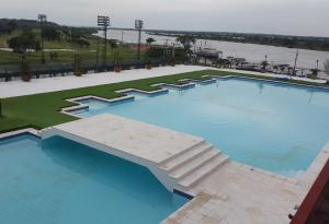 Resort Yacht Y Golf Club Paraguayo, Отели  Асунсьон - big - 60