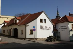 Albergues - Penzion Lucerna