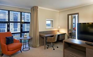DoubleTree by Hilton Hotel London - Docklands Riverside (12 of 57)