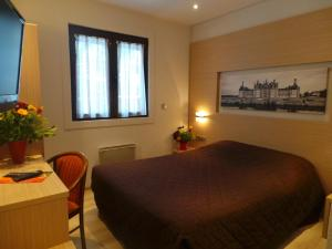 Double Room Albhotel Grill