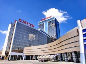 Hotel Korston Tower Kazan - Kazán
